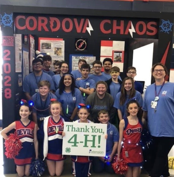 Robotics Team Competes at South's Best Regionals